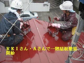 屋根塗装終了_f0031037_2263347.jpg