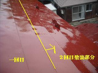 屋根塗装終了_f0031037_2265144.jpg