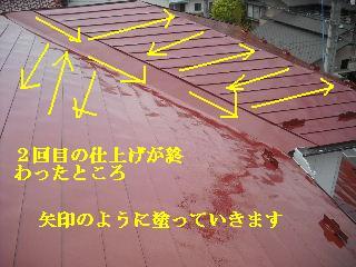 屋根塗装終了_f0031037_2271521.jpg