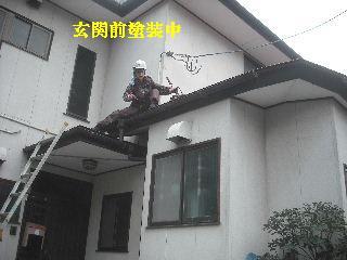 屋根塗装終了_f0031037_2272222.jpg