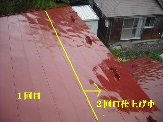 屋根塗装終了_f0031037_227789.jpg