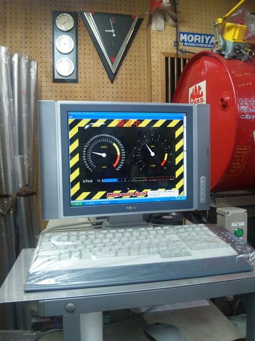 GPZ900RにFCR37・・・不調 その2_a0163159_19304690.jpg