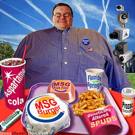 近日開始:化学療法薬をあなたの食べ物に by David Rothscum 1_c0139575_23242436.jpg