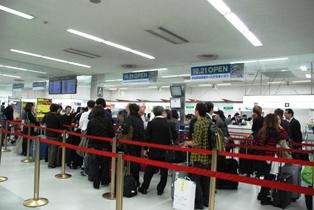 羽田・国際線、旧ターミナルへ Farewell to old HANEDA Int\'nal Tarminal _b0053082_23352561.jpg