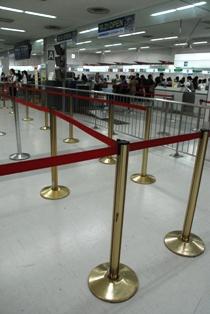 羽田・国際線、旧ターミナルへ Farewell to old HANEDA Int\'nal Tarminal _b0053082_23443054.jpg