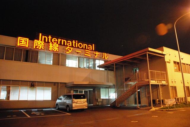 羽田・国際線、旧ターミナルへ Farewell to old HANEDA Int\'nal Tarminal _b0053082_2352497.jpg