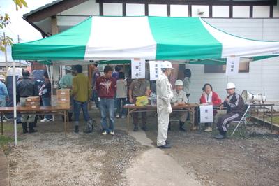 防災ー大山、山の手地区での1日避難所体験プログラム _a0036384_293667.jpg