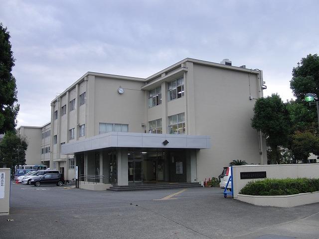 富士東高校の職業講話_f0141310_513427.jpg