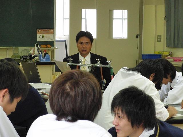 富士東高校の職業講話_f0141310_5154652.jpg