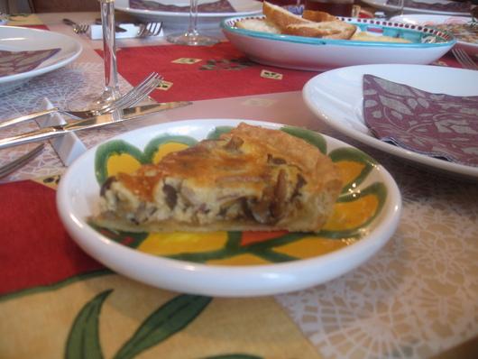 イタリア料理教室 10月_f0215714_1571377.jpg