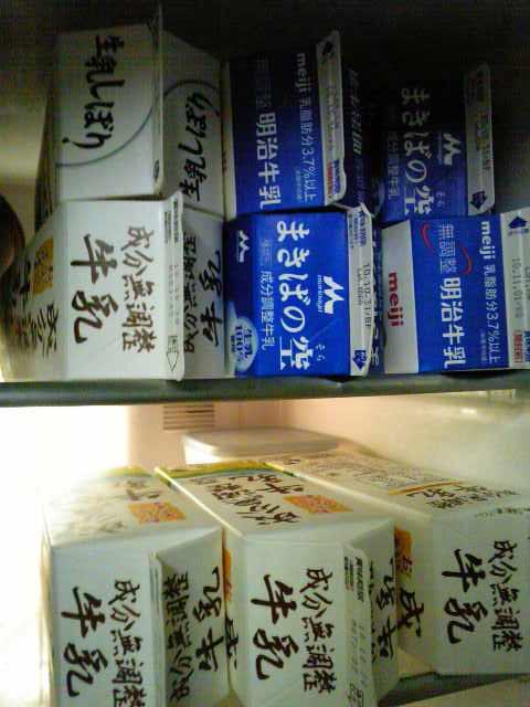 うちの冷蔵庫_e0202518_22161463.jpg