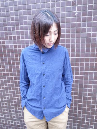 ハイネックシャツ&カットソー。_a0113127_17495036.jpg