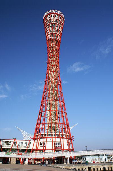 神戸ポートタワー*****キューちゃん_d0138130_11542687.jpg
