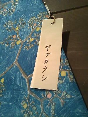 イイダ傘店 雨傘展_e0044536_21492532.jpg