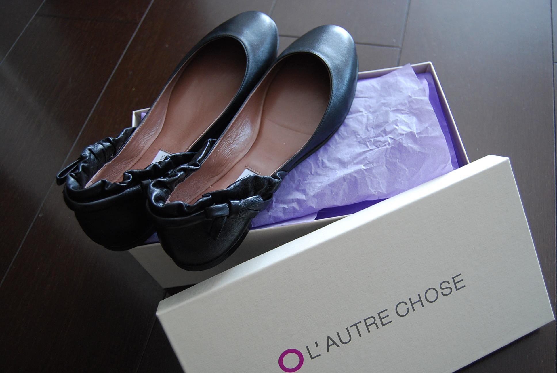ロートレショーズの靴_e0142956_10511259.jpg