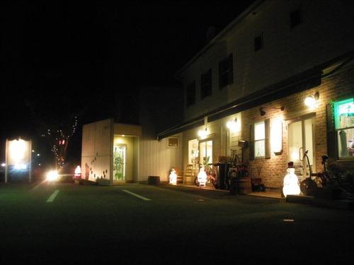 夢を叶えて Silent Night~♪ GLASS ONIONは、クリスマスモードに!_b0125570_11144577.jpg
