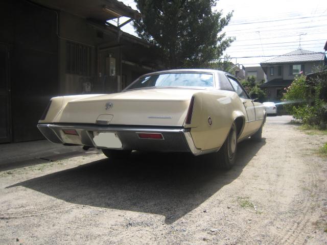 For Sale 1970 Cadillac Eldorado_b0137082_16322527.jpg