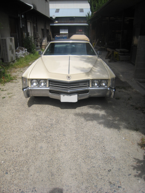 For Sale 1970 Cadillac Eldorado_b0137082_163778.jpg