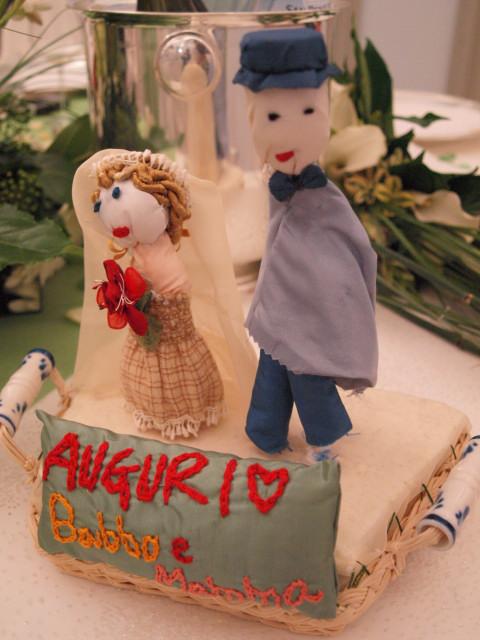 パズルの結婚式のお料理編・・・・_c0179785_6544167.jpg