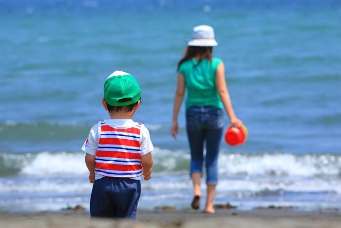 母と子…夏の思い出。_e0139093_1459380.jpg