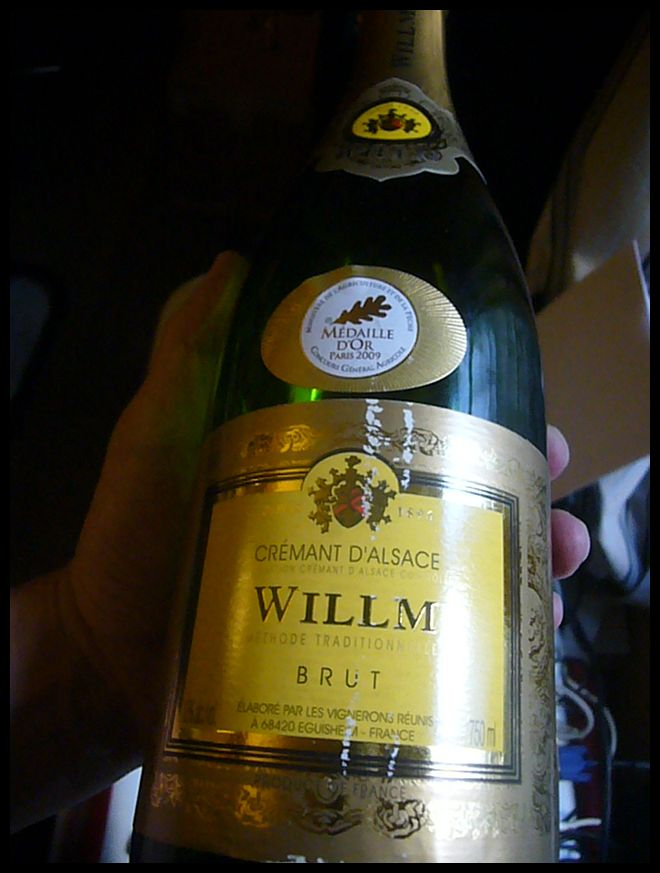 【APEROアペロ】CREMENT D\'ALSACEが美味しい!(PARIS)_a0014299_18422872.jpg
