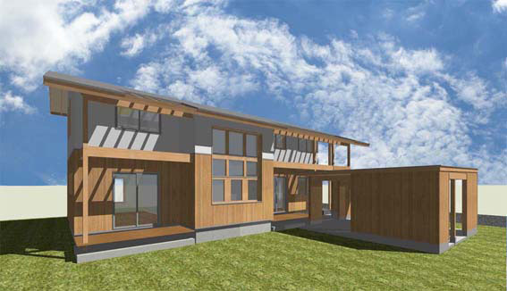 Q1.0住宅P上越の家:軸組と打合せ_e0054299_1141638.jpg