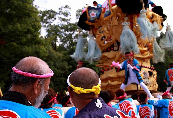 """""""新居浜太鼓祭り"""" 大人太鼓_a0140608_6163246.jpg"""