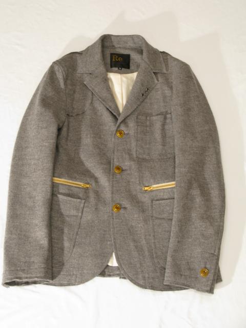 ◆Compression Wool Jersey Hunting JK _e0142928_2133517.jpg