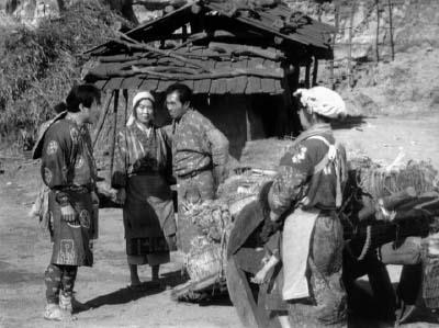 和風ハロウィーン怪談特集1 溝口健二監督『雨月物語』(大映、1953年)その1_f0147840_23554097.jpg