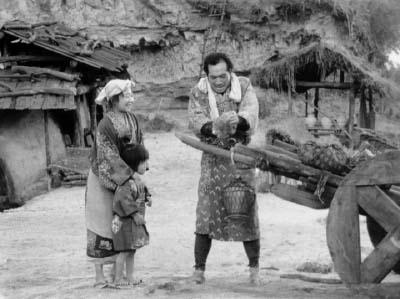 和風ハロウィーン怪談特集1 溝口健二監督『雨月物語』(大映、1953年)その1_f0147840_23561058.jpg