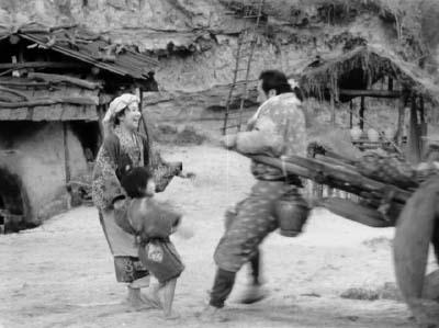 和風ハロウィーン怪談特集1 溝口健二監督『雨月物語』(大映、1953年)その1_f0147840_2356398.jpg