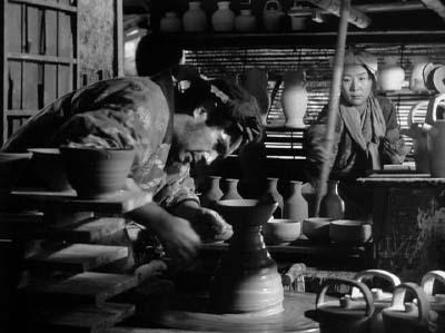 和風ハロウィーン怪談特集1 溝口健二監督『雨月物語』(大映、1953年)その1_f0147840_23571951.jpg