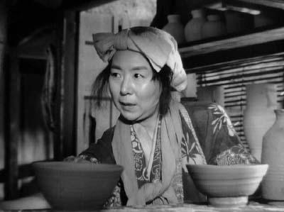 和風ハロウィーン怪談特集1 溝口健二監督『雨月物語』(大映、1953年)その1_f0147840_23573253.jpg