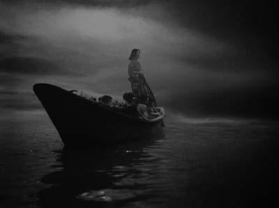 和風ハロウィーン怪談特集1 溝口健二監督『雨月物語』(大映、1953年)その1_f0147840_23593962.jpg