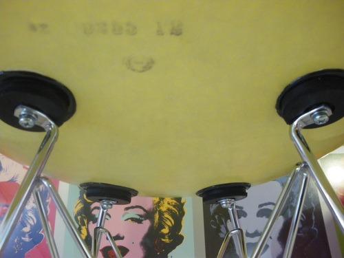 サイドシェルチェアのお婿入り!?と本の中の鏡の世界!?_b0125570_10535340.jpg