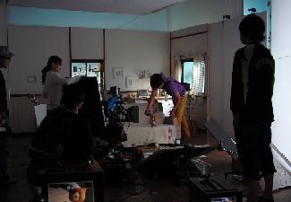 こまねこプロデューサーの 「カコナールの撮影現場レポート」4_c0084780_13491951.jpg