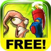 iPhone無料アプリ|アースワームジム 無料版_d0174998_16223046.jpg