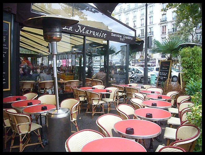【キャフェ・レストラン】モンパルナス界隈のキャフェ・レストラン(PARIS)_a0014299_19454652.jpg