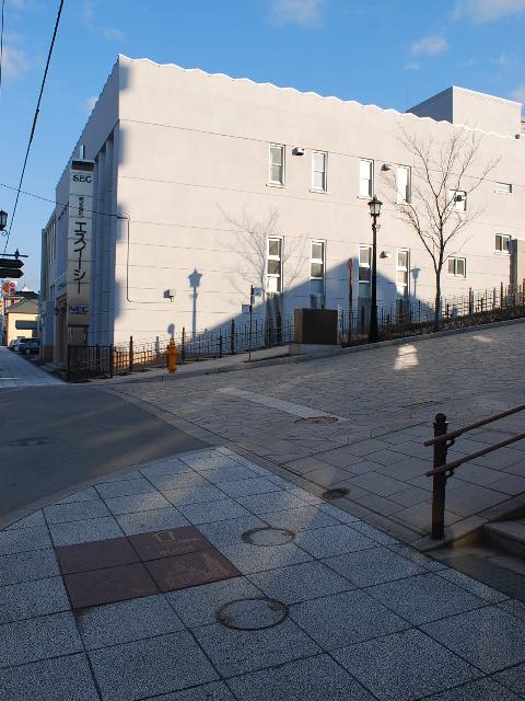 函館・百十三銀行本店(建築家・関根要太郎作品研究、その1)_f0142606_717565.jpg