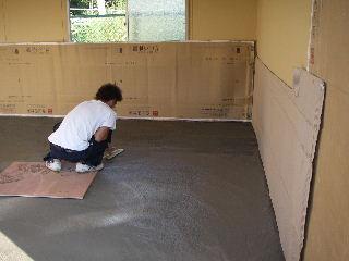 物置小屋から車庫へ改修 続き_f0105112_1732829.jpg