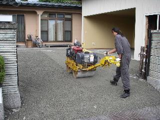物置小屋から車庫へ改修 続き_f0105112_17351148.jpg