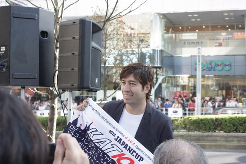 ジャパンカップ2010 クリテリウム 【速報版】_a0021727_2026152.jpg