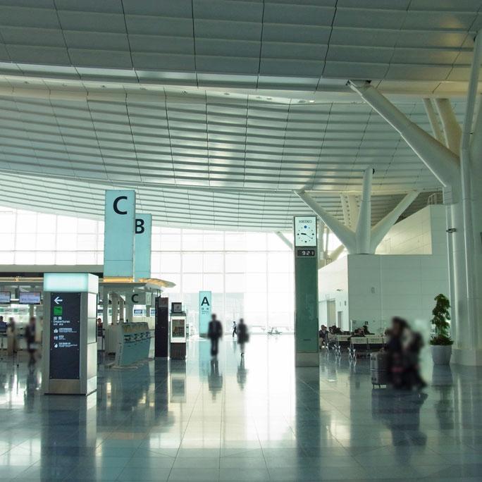 羽田空港国際線ターミナル その1_a0016730_21141520.jpg