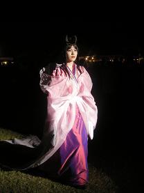 吉野ヶ里ふるさと炎祭り2010②_e0149436_22354685.jpg