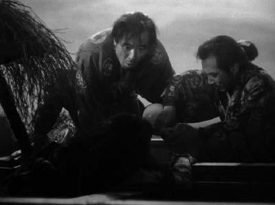 和風ハロウィーン怪談特集1 溝口健二監督『雨月物語』(大映、1953年) その2_f0147840_2205896.jpg