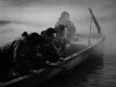 和風ハロウィーン怪談特集1 溝口健二監督『雨月物語』(大映、1953年) その2_f0147840_2211336.jpg