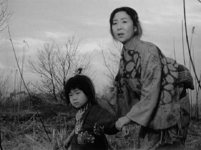 和風ハロウィーン怪談特集1 溝口健二監督『雨月物語』(大映、1953年) その2_f0147840_22135347.jpg