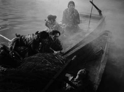 和風ハロウィーン怪談特集1 溝口健二監督『雨月物語』(大映、1953年) その2_f0147840_2215100.jpg