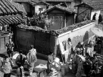 和風ハロウィーン怪談特集1 溝口健二監督『雨月物語』(大映、1953年) その2_f0147840_2216289.jpg