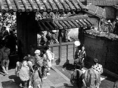 和風ハロウィーン怪談特集1 溝口健二監督『雨月物語』(大映、1953年) その2_f0147840_22163539.jpg